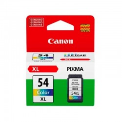 Cartucho De Tinta Canon CL-54XL Color 12.6ml Pixma E481 E401 E461