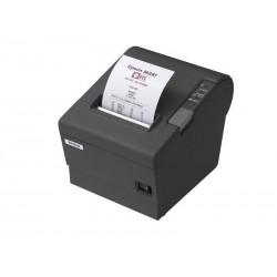 Impresora Epson TM-T20III-01 Termica De Recibos USB Serial Negra