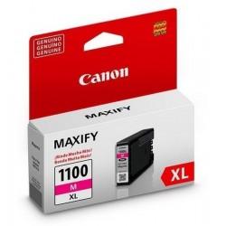 Cartucho De Tinta Canon PGI-1100 XL Magenta 12ml Maxify MB2010