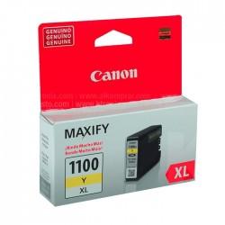Cartucho De Tinta Canon PGI-1100 XL Amarillo 12ml Maxify MB2010