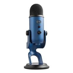 Microfono Logitech Yeti Nano Vivid Blue 988-000089