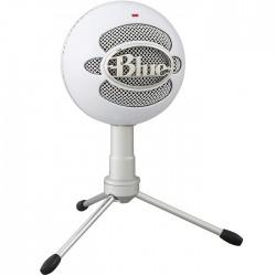 Microfono Logitech Snowball iCE Blanco 988-000070