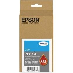 Cartucho de Tinta Epson 788XXL Cyan T788XXL220-AL 4.000 Paginas WF-5690 WF-5190