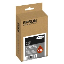 Cartucho de Tinta Epson 788XXL Negra T788XXL120-AL 4.000 Paginas WF-5690 WF-5190