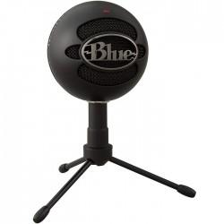 Microfono Logitech Snowball Negro iCE USB 988-000067