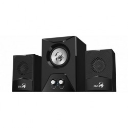 Parlantes Genius SW-G2.1 500 Subwoofer Gaming 2.1 Canales 15w