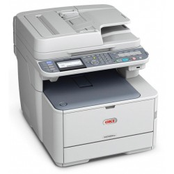 Impresora Okidata OKI MC562W Color Multifuncional 31ppm