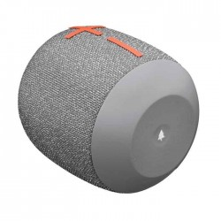 Parlante Logitech UE Wonderboom 2 Gris Ultimate Ears Portatil 984-001548