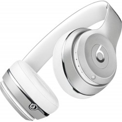 Diadema Auriculares Apple Beats Solo3 Plata Saten Inalambrico