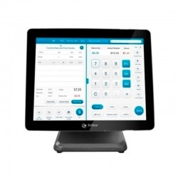 """All In One POS System 3nStar Celeron J1900 4GB 120GB SSD 15"""" Touch"""