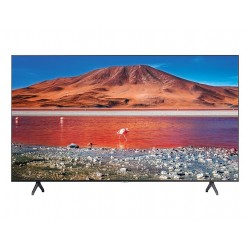 "Televisor Samsung 65"" Pulgadas Smart TV 4K UHD DVB-T2 Bluetooth Led"