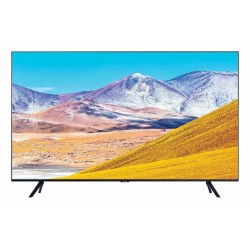 "Televisor Samsung 50"" Pulgadas Smart TV 4K UHD DVB-T2 Bluetooth Led"
