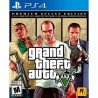 Video Juego Para PlayStation 4 PS4 Grand Theft Auto V Premium Edition