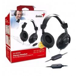 Diadema Audifono Genius HS-M505X Con Microfono 3.5mm