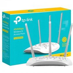 Access Point Tp-Link TL-WA901N Inalambrico N 450Mbps 3 Antenas