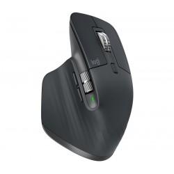 Mouse Logitech MX Master 3 Bluetooth Inalambrico USB Negro
