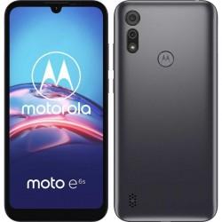 """Celular Smartphone Motorola Moto E6s Gris 6.1"""" 2GB 32GB"""