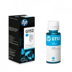 Botella De Tinta HP GT52 Cyan M0H54AL 8.000 Paginas GT 5810