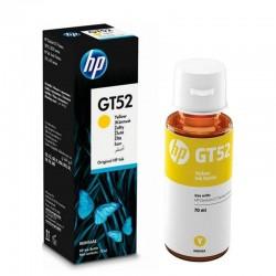 Botella De Tinta HP GT52 Amarilla M0H56AL 8.000 Paginas GT 5810