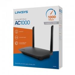 Router Linksys E5350 WiFi Doble Banda AC1000