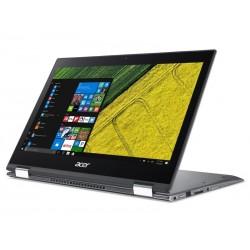 """Portatil Acer Spin SP513-52N-590J Core i5 8250U 8GB 256GB SSD 13.3"""" W10H Silver"""