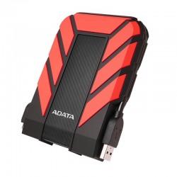 Disco Duro Externo Adata 1TB HD710 Pro Antigolpes Rojo USB