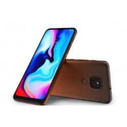"Celular Smartphone Motorola Moto E7 Plus Naranja XT2081-1 6.5"" 4GB 64GB"