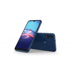 "Celular Smartphone Motorola Moto E7 Plus Azul XT2081-1 6.5"" 4GB 64GB"