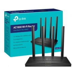 Router Tp-Link Archer C80 WiFi Doble Banda 1300Mbps 5Ghz + 600Mbps 2.4Ghz