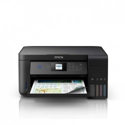 Impresora Epson Ecotank L4160 WiFi Multifuncional Duplex 33ppm