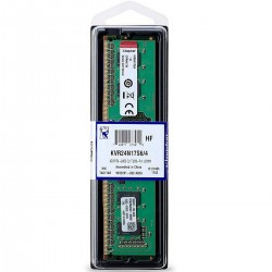Memoria Para PC Kingston 4GB 2400Mhz DDR4 Non-ECC DIMM