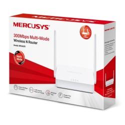 Router Mercusys MW302R WiFi 300Mbps 2 Antenas Multi Modo