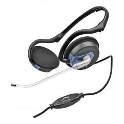 Diadema Audifono Genius Hs-300N Con Microfono 3.5mm De Banda