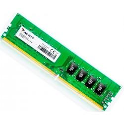 Memoria Para PC Adata 4GB DDR4 2400Mhz Udimm