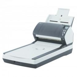 Escaner Fujitsu Fi-7280 80ppm Duplex Cama Plana