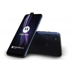 Celular Smartphone Motorola One Fusion 128GB Azul