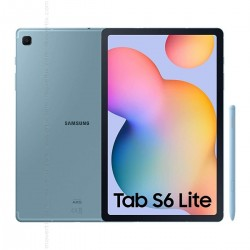 "Tablet Samsung Galaxy Tab s6 Lite 10.4"" Azul WiFi S-Pen 4GB 64GB SM-P610"