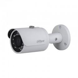 Camara IP Dahua Tipo Bala 2MP DH-IPC-HFW2230SN-S-S2 1080P 2.8mm Metal Blanca