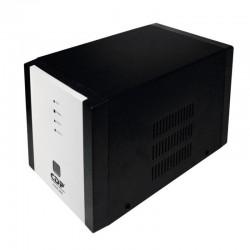 Regulador De Voltaje CDP 3000va 2400w R-AVR 3008 Negro