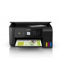 Impresora Epson L3160 Multifuncional WiFi Sistema Recarga 33ppm Negra.
