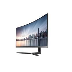 "Monitor Samsung 34"" Curvo 3440x1440 Display Port HDMI USB"