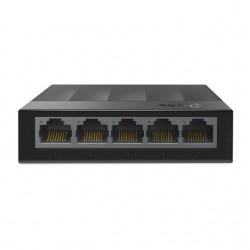 Switch Tp-Link LS1005G 5 Puertos Gigabit 10/100/1000 Negro