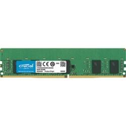 Memoria Para Servidor Crucial Micron 8GB DDR4 2666MT/s PC4-21300 Rdimm ECC