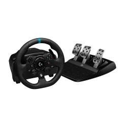 Timon Volante Logitech G923 Racing Para XBOX y PC Negro