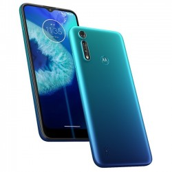 "Celular Smartphone Motorola Moto G8 Power Lite 6.5"" Turquesa 4GB 64GB"