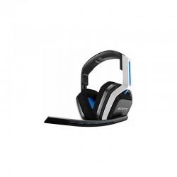 Diadema Logitech Astro A20 Gaming Inalambrica Microfono Blanca Azul