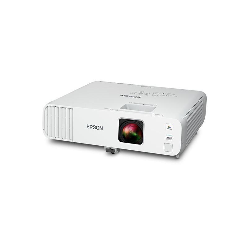 Videoproyector Epson PowerLite PowerLite L200W Láser /Tecnología: 3LCD de 3 chips/4.200 lúmenes en Blanco y Color - Resolución W