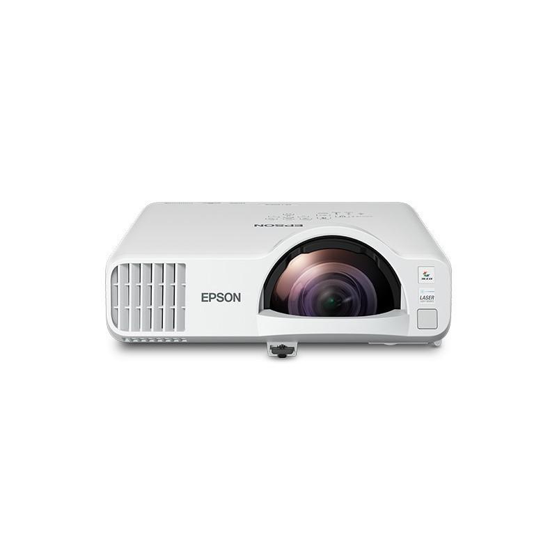 Videoproyector Epson PowerLite L200SW Láser tiro corto /Tecnología: 3LCD de 3 chips/3.800 lúmenes en Blanco y Color - Resolución