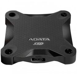 Disco De Estado Solido Adata 480GB Negro SD600 Externo Antigolpes