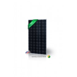 Panel Solar Monocristalino 340w 36v 72 Celdas Grado A Eco Green Tecnologia Francesa